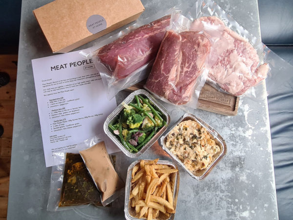 Meat People At Home Family Box